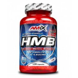 AMIX HMB 120 капсули