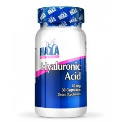 Haya Hyaluronic Acid 40 мг 30 капсули