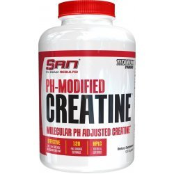 SAN PH Modified Creatine 120 капсули