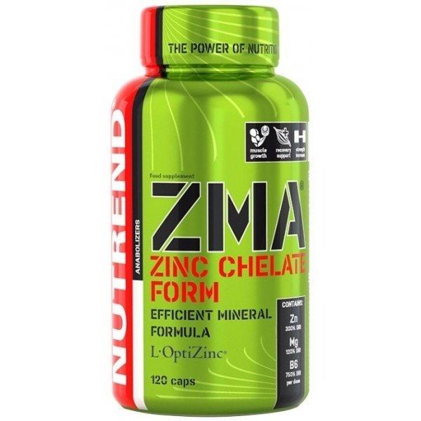 Nutrend ZMA 120 капсулиNutrend ZMA 120 капсули
