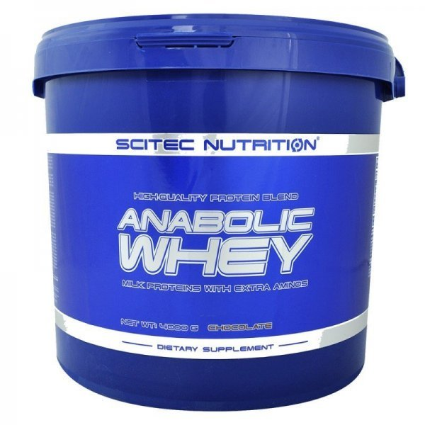 Scitec Anabolic Whey 4000 грAnabolic Whey 4000гр