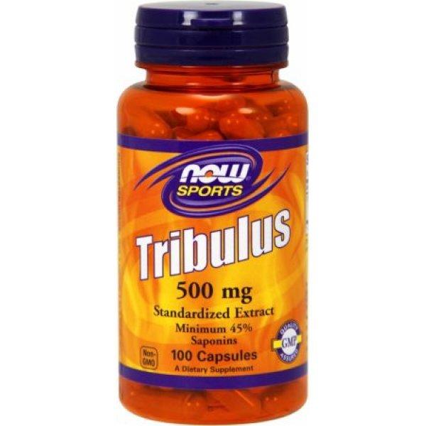 NOW Tribulus Terrestris 500 мг 100 капсулиNOW2170