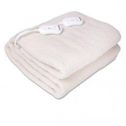 INNOLIVING Електрическо одеяло -двойно