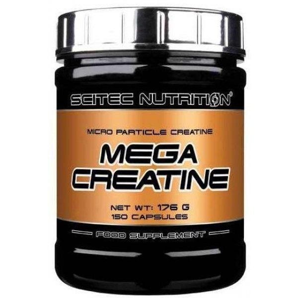 Scitec Mega Creatine 150 капсулиMega Creatine