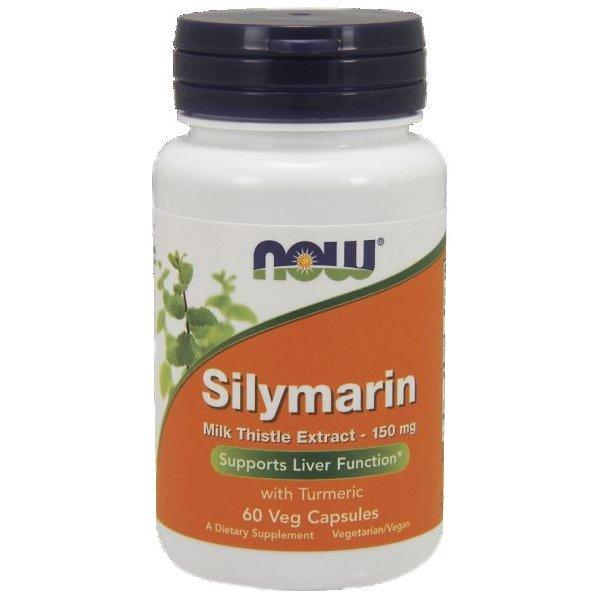 NOW Silymarin (Milk Thistle Extr.) 60 капсулиNOW4735