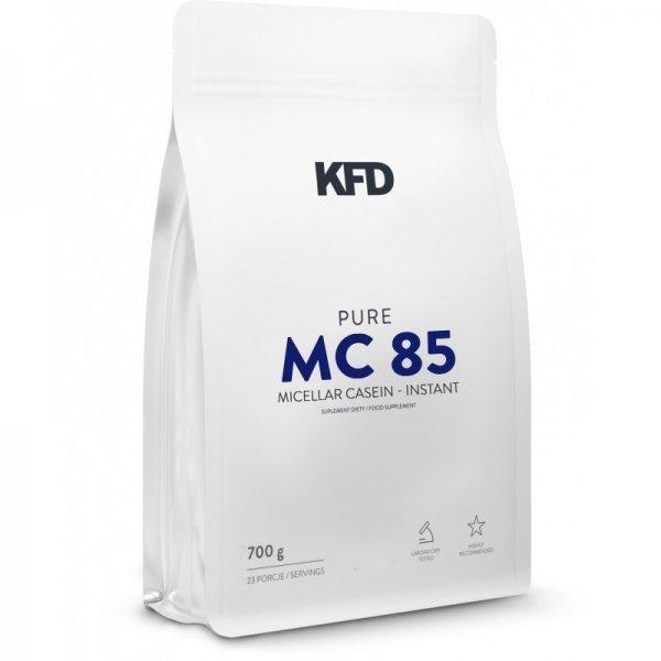 KFD Pure Micellar Casein 85 700 гр неовкусен PRZ6325