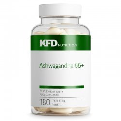 KFD Ashwagandha 180 таблетки