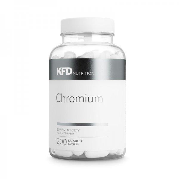 KFD Chromium 200 мкг 200 капсулиKFD-6637