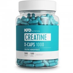 KFD Creatine X-Caps 1000 500 капсули