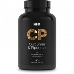 KFD Curcumin & Piperine+ 90 таблетки