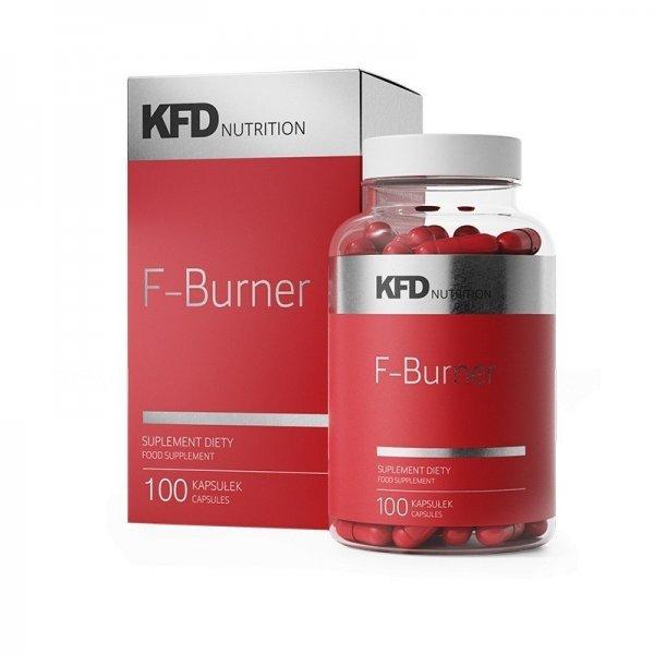 KFD F-Burner 100 капсулиKFD1664