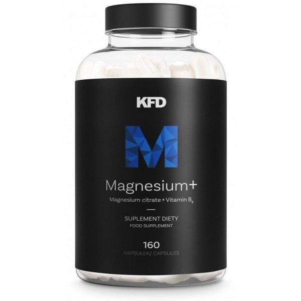 KFD Magnesium+ 160 капсулиKFD-Mag+