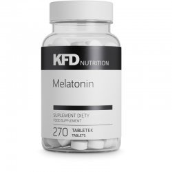 KFD Melatonin 270 таблетки