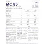 KFD Pure Micellar Casein 85 700 гр неовкусен PRZ63252