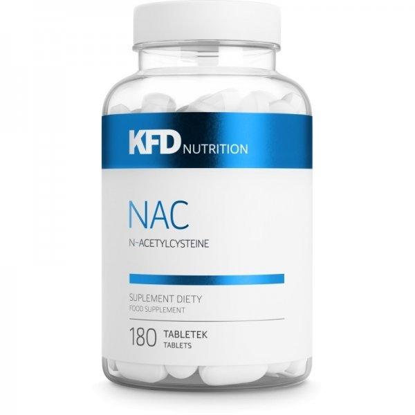 KFD NAC 180 таблеткиKFD-NAC