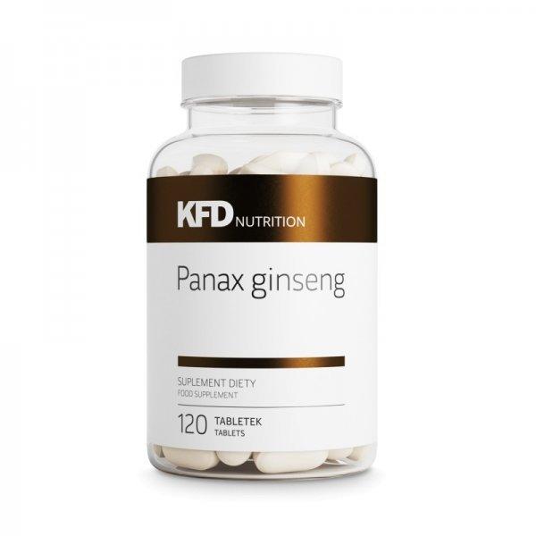 KFD Panax Ginseng 120 таблеткиKFD1664112