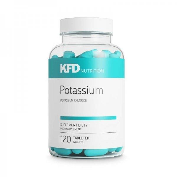 KFD Potassium 120 таблеткиKFD-Potassium