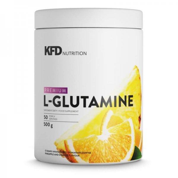 KFD Premium Glutamine 500 грKFD-PGlutamine
