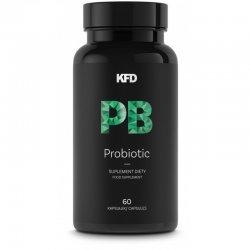 KFD Probiotic 4 милиарда бактерии 60 капсули