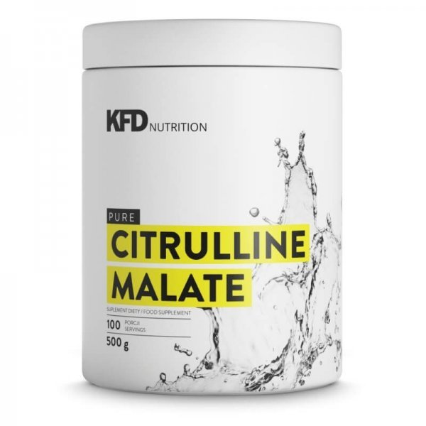 KFD Pure Citrulline Malate 500 мгKFD-CM