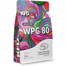 KFD Regular WPC 80, крем брюле, 750 гр