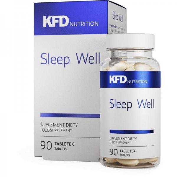 KFD Sleep Well 90 таблеткиKFD-SleepWell