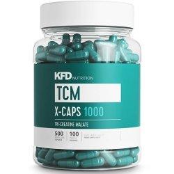 KFD TCM X-Caps 1000 мг 500 капсули
