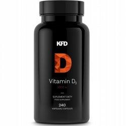 KFD Vitamin D3 2000IU 240 капсули