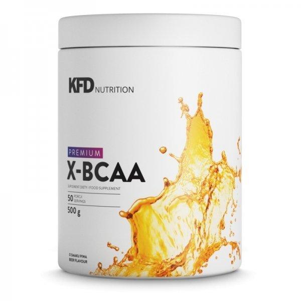 KFD Premium X-BCAA 500 грPRZ-X-BCAA