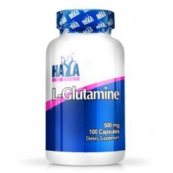 Haya L-Glutamine 500 мг 100 капсули