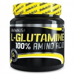 Biotech USA 100% L-Glutamine 240 гр.