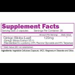 Naturalico Ginkgo Biloba Extract 60 капсулиNL452