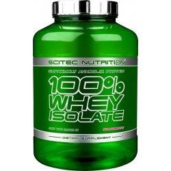 Scitec 100% Whey Isolate 2000 гр