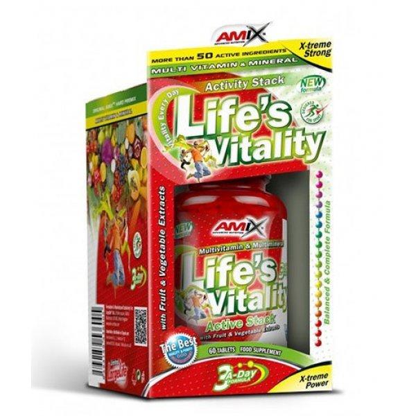 AMIX Life's Vitality Active Stack 60 таблетки AM221