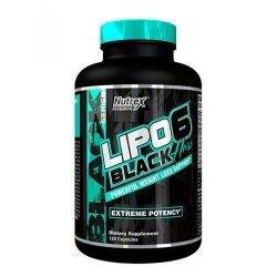 Nutrex Lipo 6 Black Hers 120 капсули
