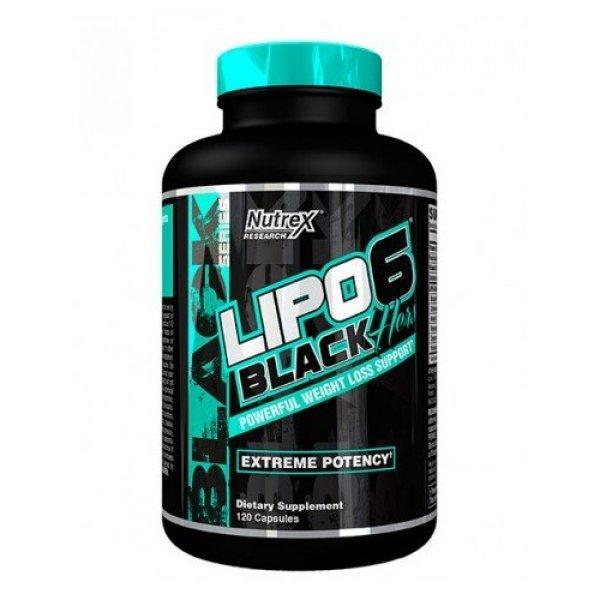 Nutrex Lipo 6 Black HersNutrex Lipo 6 Black Hers