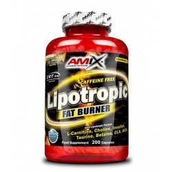 AMIX Lipotropic Fat Burner 200 капсули