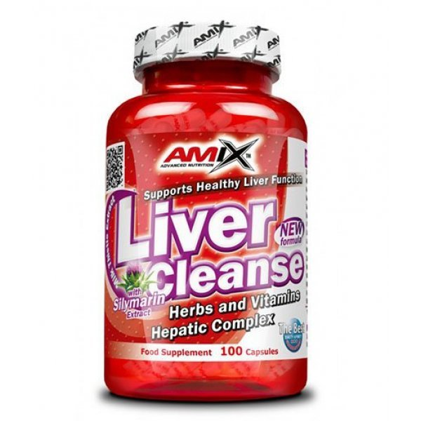 AMIX Liver Cleanse 100 капсулиAM225
