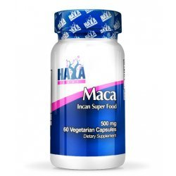 Haya MACA 500 мг 60 капсули