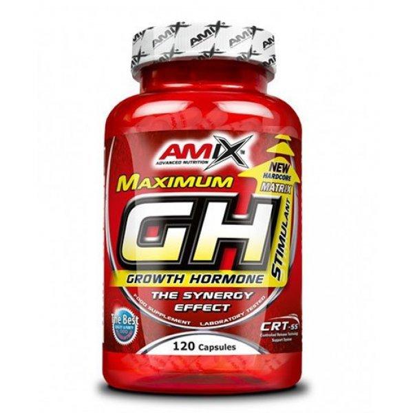 AMIX Maximum GH Stimulant 120 капсули AM226