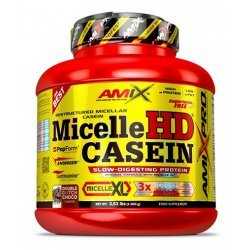 AMIX Micelle HD Casein 1600 гр