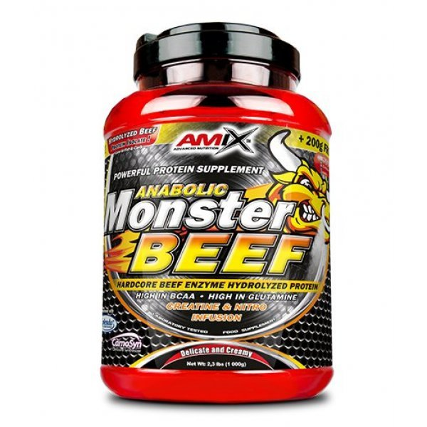 AMIX Monster Beef Protein 1000 грAM230