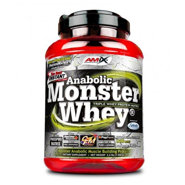 AMIX Anabolic Monster Whey ® 1000 грAM106