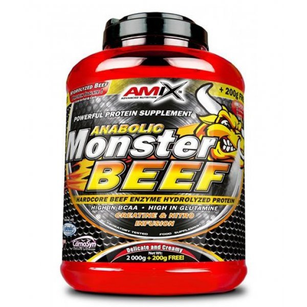 AMIX Monster Beef Protein 2200 грAM231