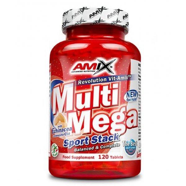 AMIX Multi Mega Stack 120 таблетки AM232