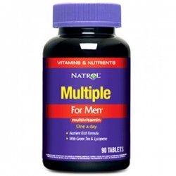 Natrol Men`s Multivitamin 90 таблетки