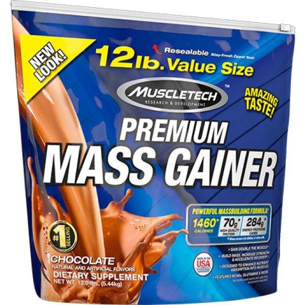 MuscleTech Premium Mass Gainer 5450 грMuscletech Premium Mass Gainer 5450 гр