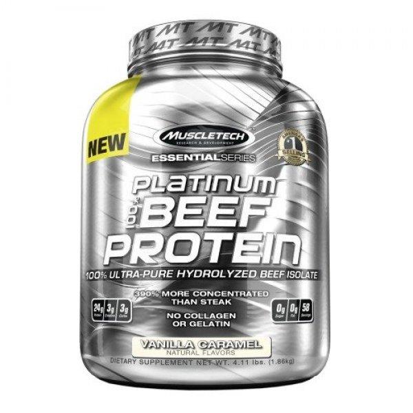 MuscleTech Platinum Beef Protein 1814 грMuscleTech Platinum Beef Protein 1814 гр