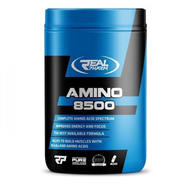 Real Pharm Amino 8500 400 таблеткиRP18