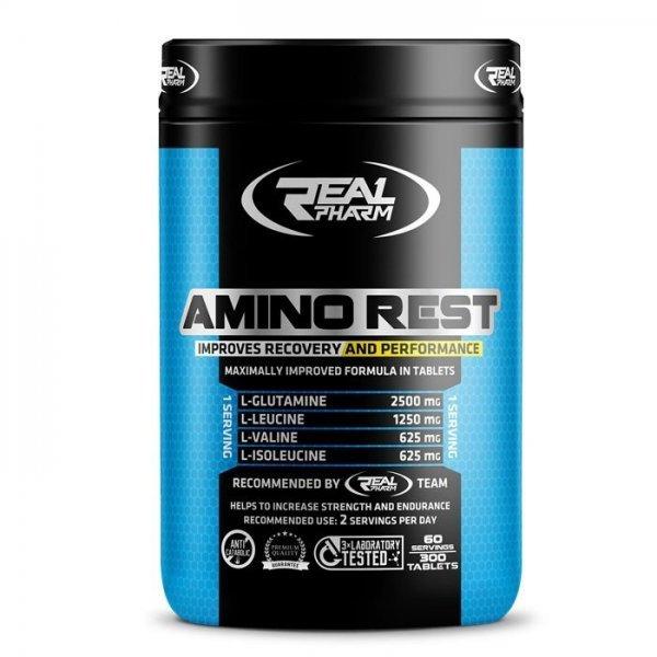Real Pharm Amino Rest 300 таблетки RP16
